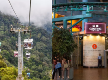 travel to genting from KL