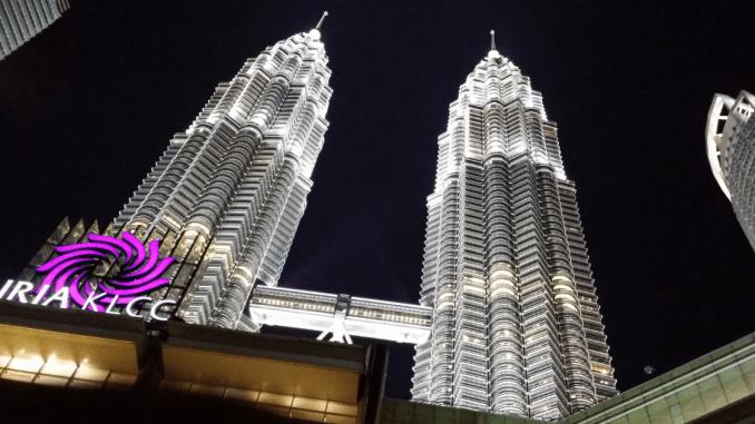 KLCC Petronas Twin Towers