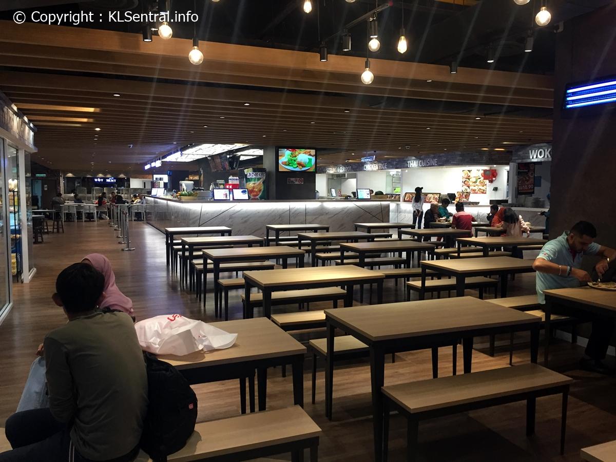 KL-Sentral-food-court-night