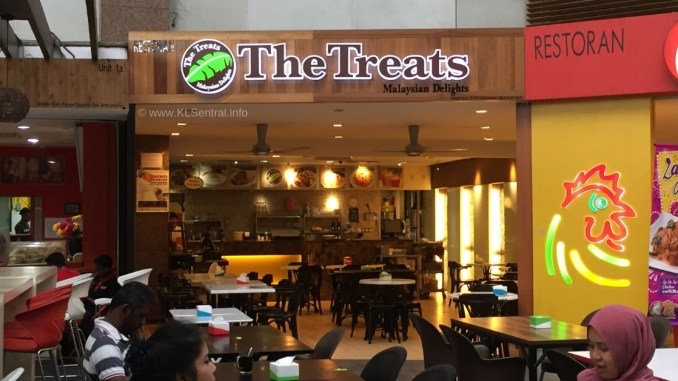 The Treats Malaysian Delights KL Sentral