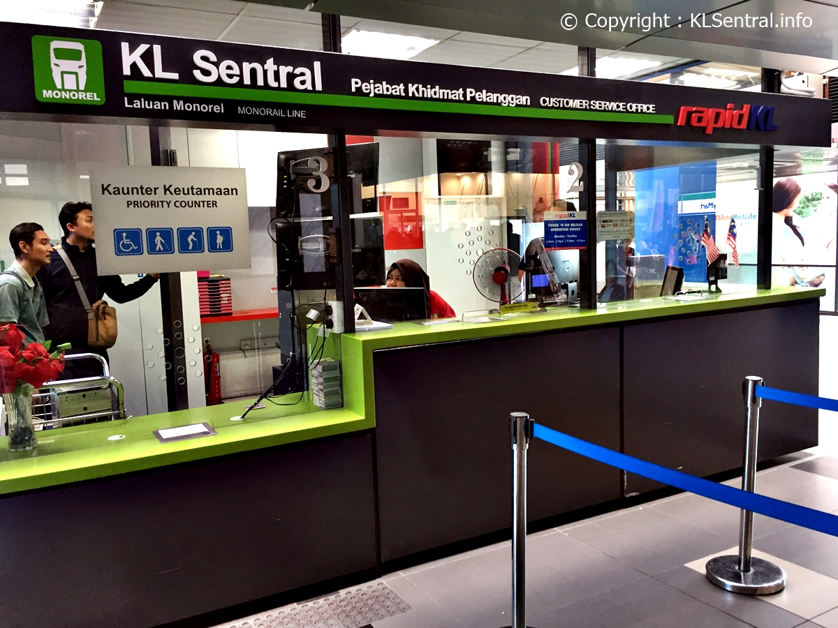 KL-Monorail-KL-Sentral-Station-ticket-counter