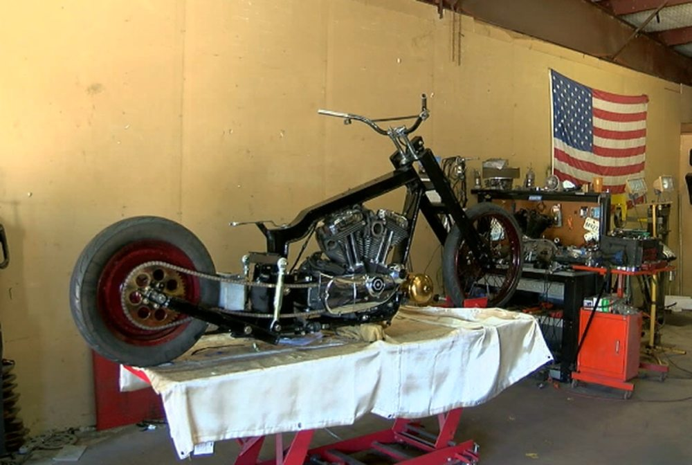 medium resolution of tyler crew competes in national motorcycle build off plans to raffle bike for veterans