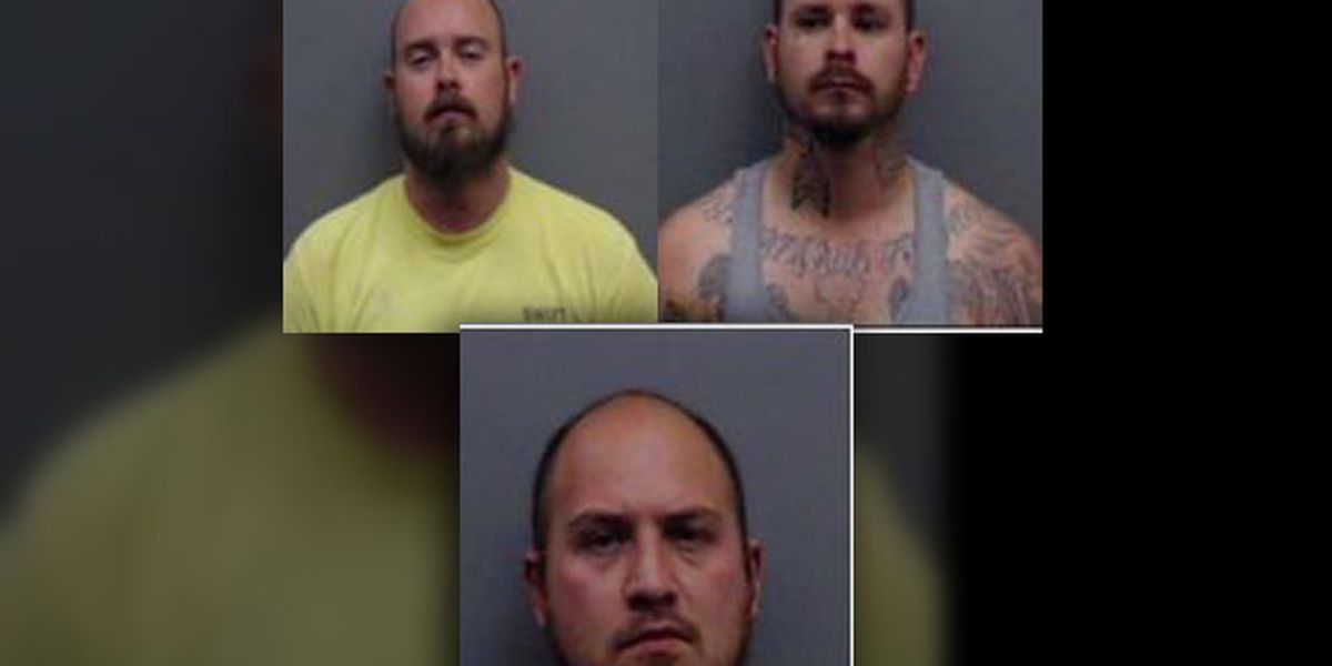 Smith County grand jury indicts 3 accused of killing motorcyclist