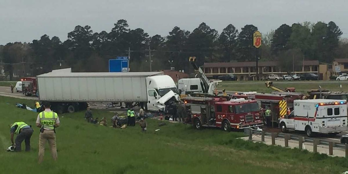 Texas Truck Driver Killed