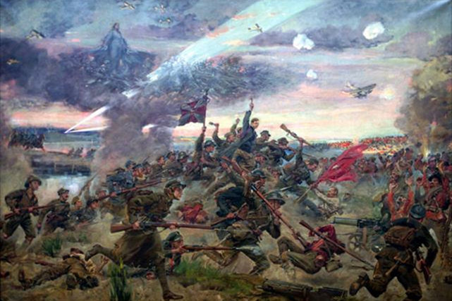 Bitwa warszawska 2