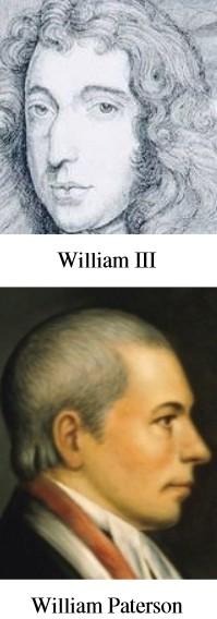 Wiliam III i Paterson