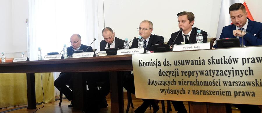 Reprywatyzacyjna Komisja 2