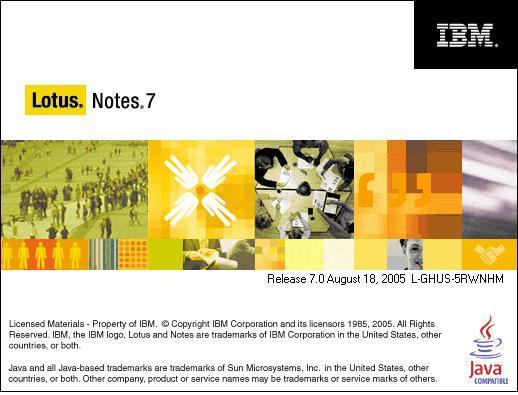 Notes/Domino 7 released! « KLUGE DE