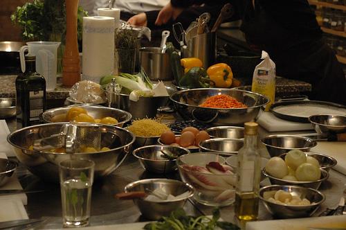 Kluge Kochschule