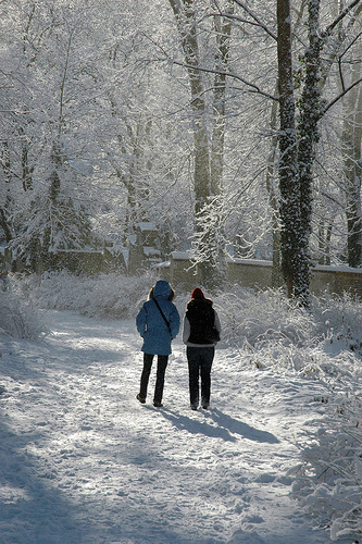 Potsdam Winterwonderland