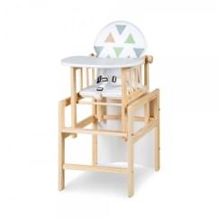 Safari High Chair Counter Height Task Agnieszka Ii De Luxe Highchair Klups Children S Furniture