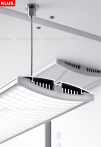 LED Lighting Spotlight: Garage LED Lighting - Klus Design