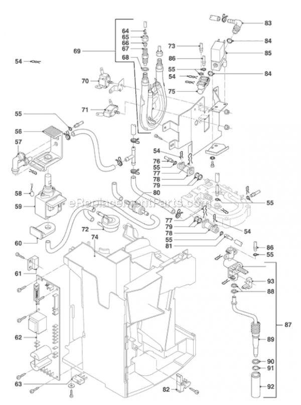 Bauknecht Type: KM 7200 alarm