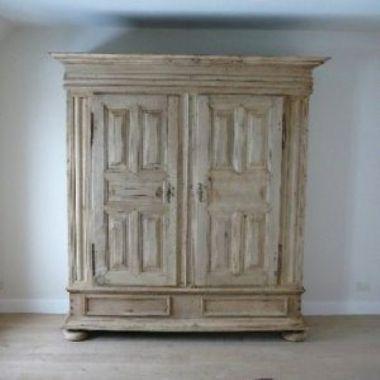 Logen van eiken meubel
