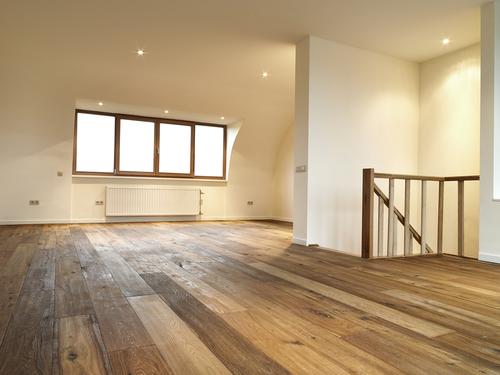 De houten vloer  Klusidee