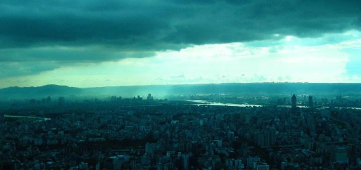 2007年台北にて。