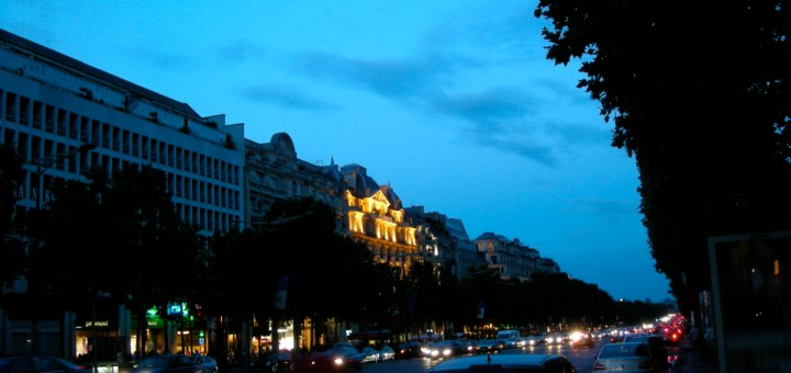 Paris,Champs Elysees