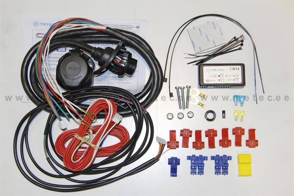 medium resolution of  wiring harness for tail hook 13 pin plugs