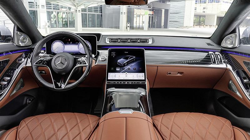 Mercedes-Benz Clase S (2021) | Información general - km77.com