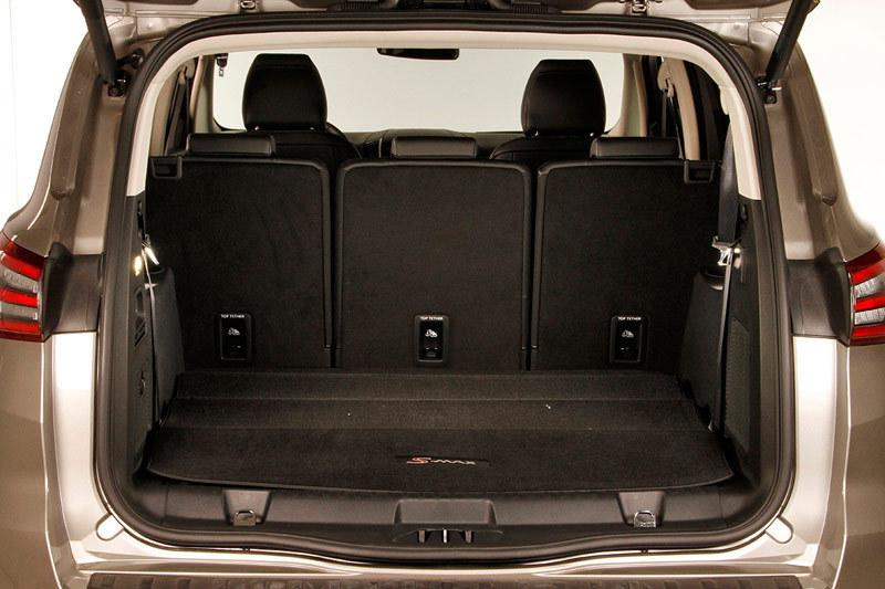 Ford SMAX 2015  Impresiones del interior  km77com