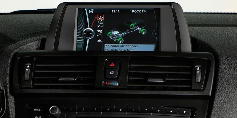 BMW Serie 1 2012  Sistema multimedia  km77com