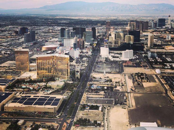 Leaving Las Vegas (again)