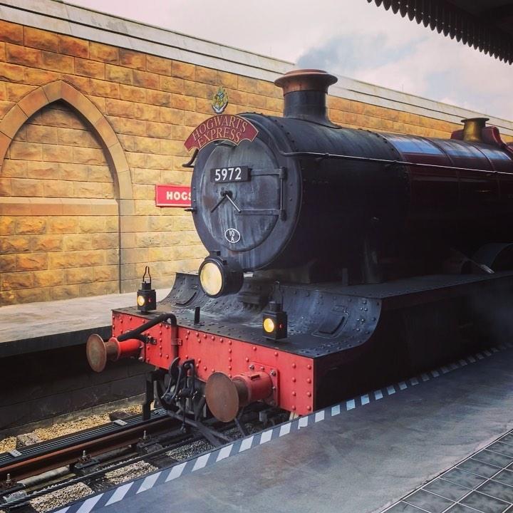 All aboard..