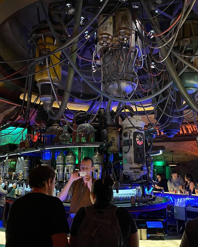 Oga's Cantina and some more survey marks