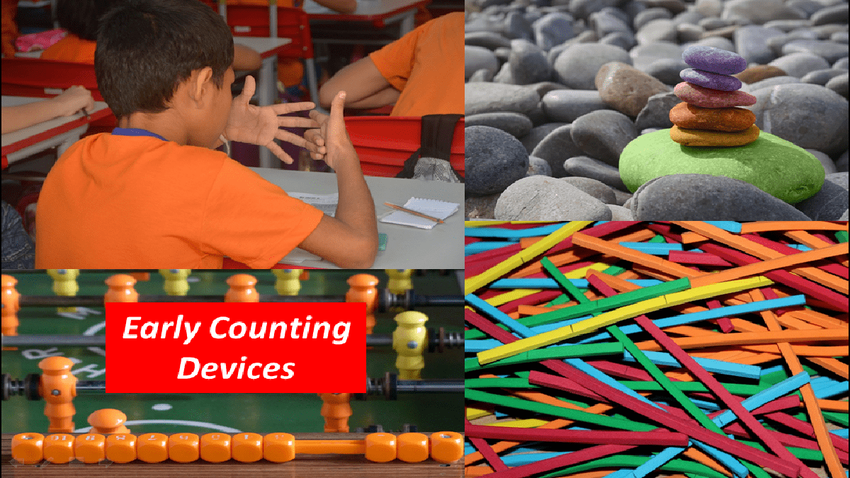 early counting devices