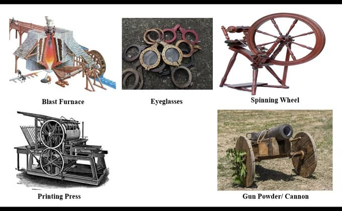 middle ages inventions