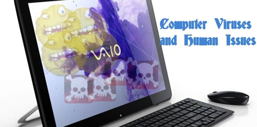 Computer viruses and human issues