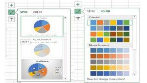 Microsoft Excel Spreadsheet Application 1 2