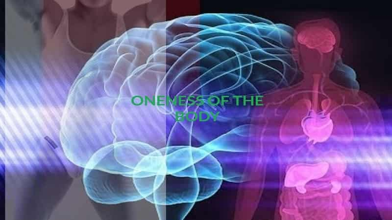 the mind and oneness of body