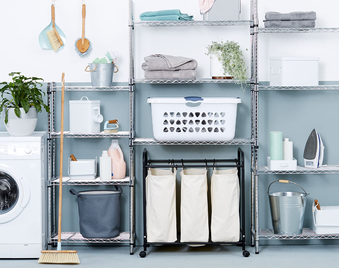 kitchen storage canisters upgrades 4-storage-solutions-to-sort-your-home - kmart