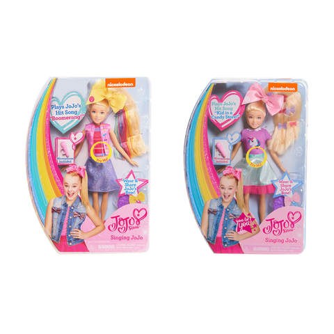 JoJo Siwa Singing Doll Assorted Kmart