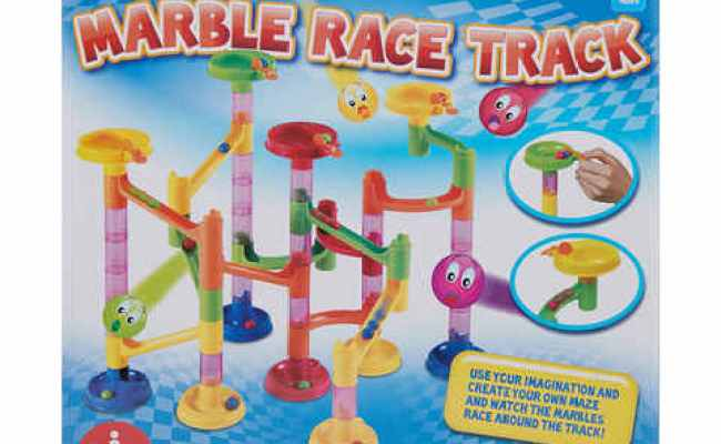 Marble Race Track Kmart