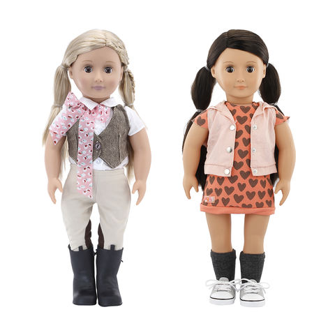 Our Generation Doll Lili Or Leah Assorted Kmart