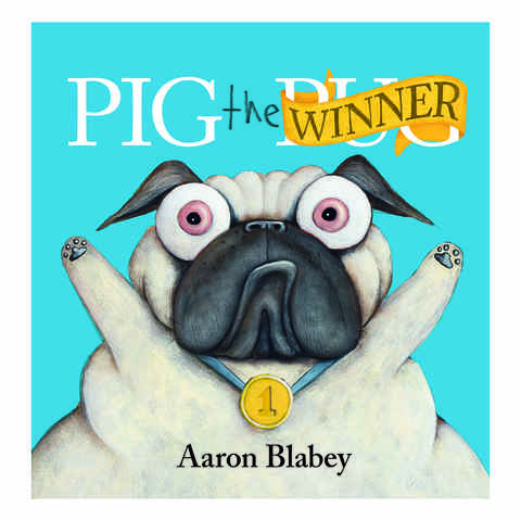 Pig The Winner By Aaron Blabey Book Kmart
