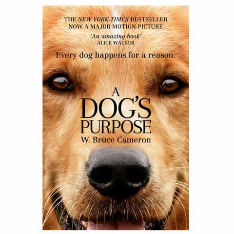 kmart kitchen samsung appliances a dog's purpose by w. bruce cameron - book |