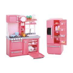 Kmart Kitchen Moen Sink Our Generation Gourmet Set