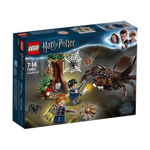 LEGO Harry Potter Aragogs Lair  75950  Kmart