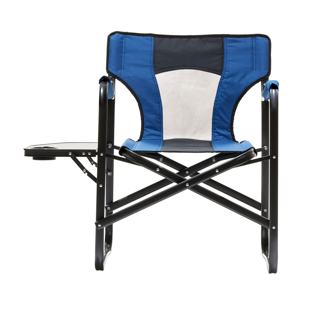 director chair covers in stores diy outdoor cushions directors with side table kmart