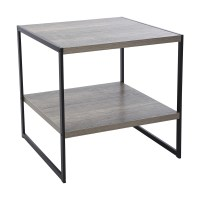Industrial Side Table | Kmart
