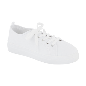 Black And White Slip On Sneakers Womens