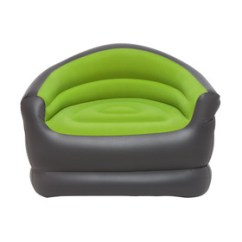 Inflatable Chairs For Adults Bistro Table And Camping Furniture Buy Tables Kmart Single Lounge Lime