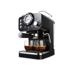 Kmart Kitchen Black Table With Bench Kitchenware Gadgets Espresso Coffee Machine