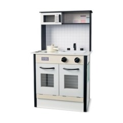 Wood Kitchen Playsets Reface Cabinets Diy Wooden Playset Kmart