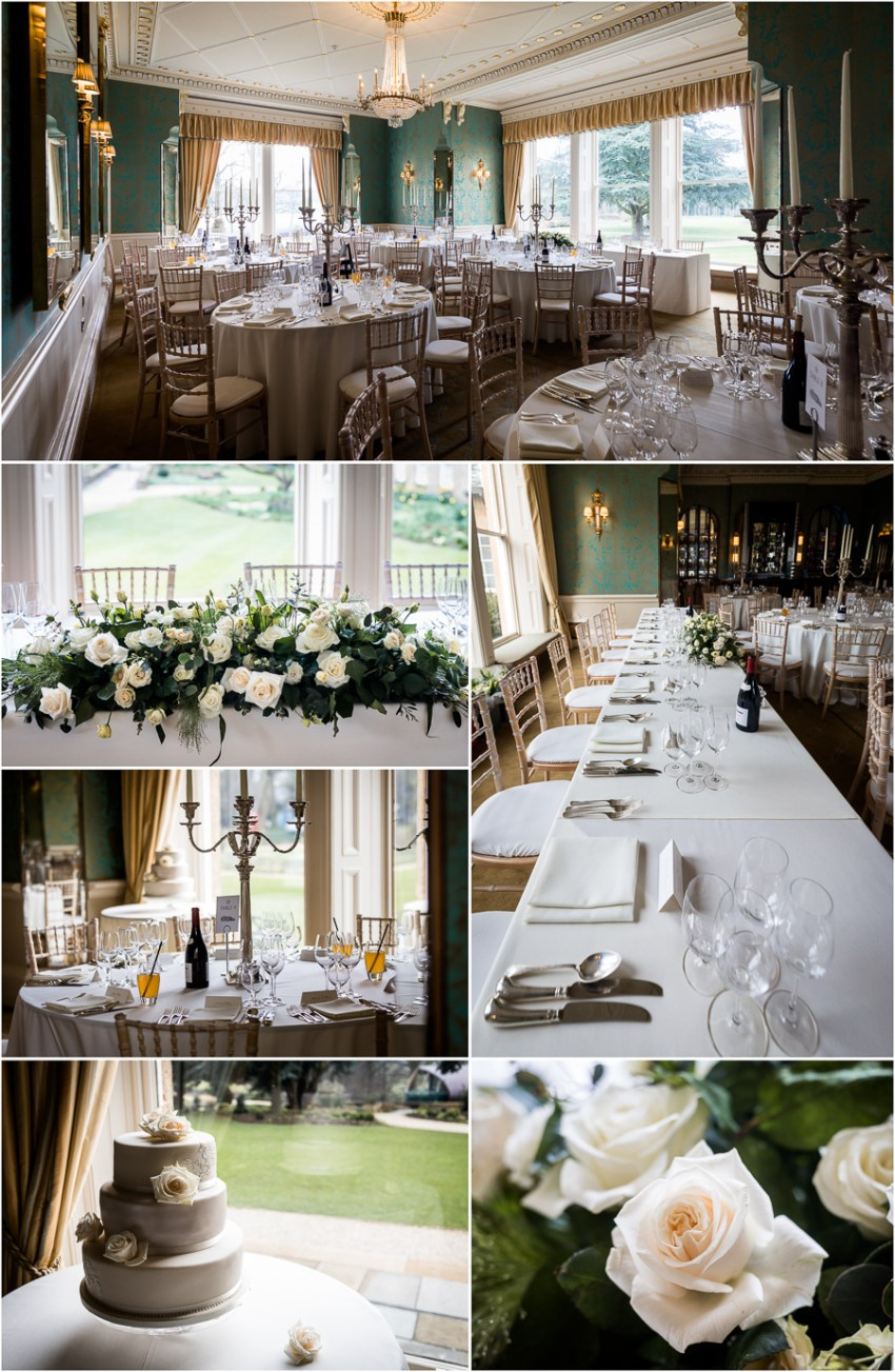 Bowcliffe Hall room details