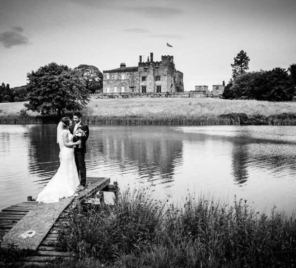 Ripley Castle Wedding - Natalie & David