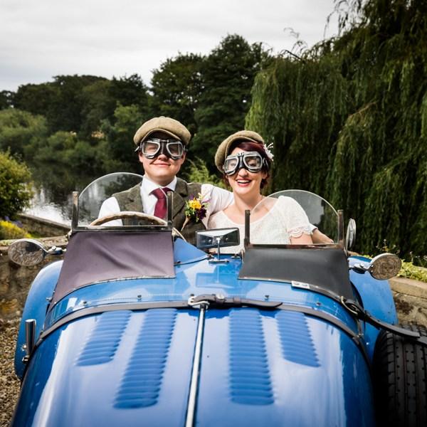 Tanfield House Wedding Photograper - Chloe & Callum